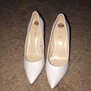Nine West chunky heel